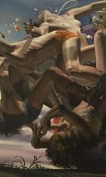 Verlato, 149,86 x 243,84 cm, olio su tela