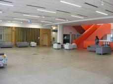 Creativity Commons on the Second Floor of HMC B-Wing
