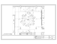 Feature Area, Level 2 Floorplan, Sheridan HMC B-Wing
