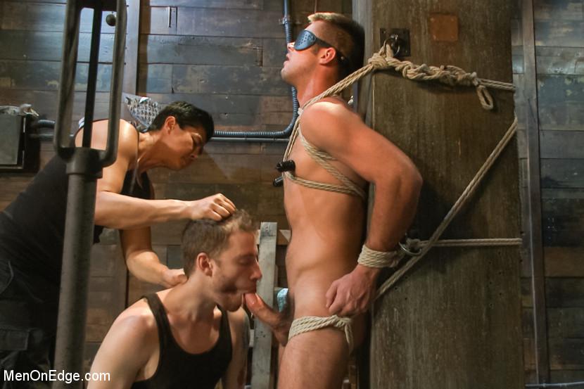 Mike De Marko at men on edge  GayDemon