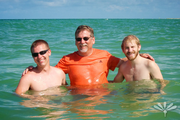 uncle mark and his guys