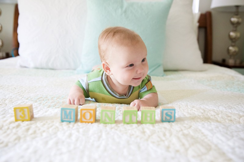 Remy- tummy time