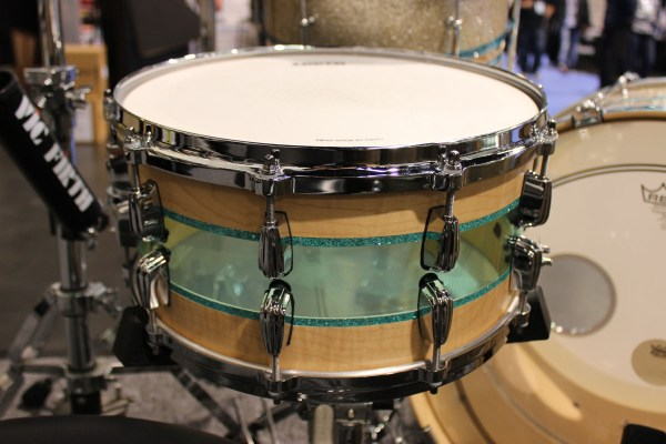 Truth Custom Drums Winter Namm 2012 And - Year of Clean Water
