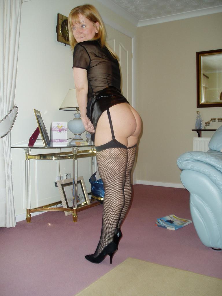 Amateur Crossdresser Dressed Undressed