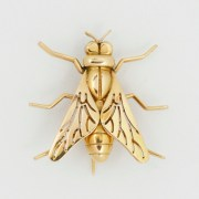 Bee Gold Brooch, Boucheron Paris