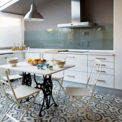 Cement Tile Kitchen Curtins Encaustic Gallerycement In The 2