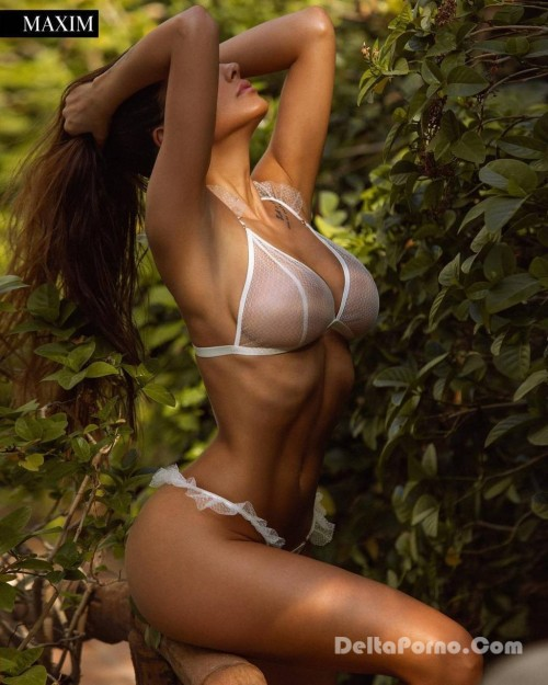 Nude viktoria odintsova Russian Model