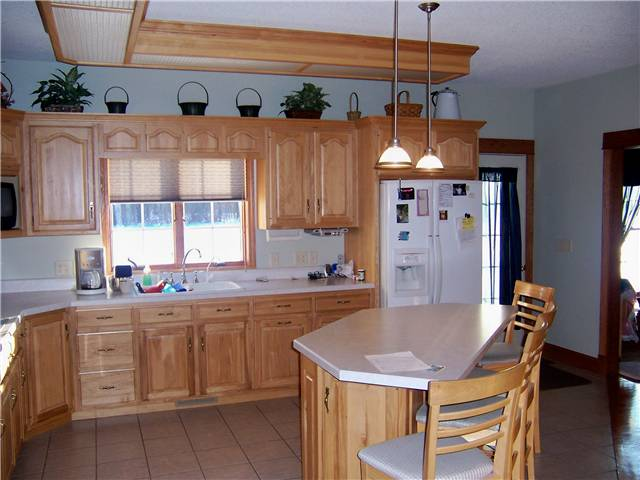 Natural Hickory Stain