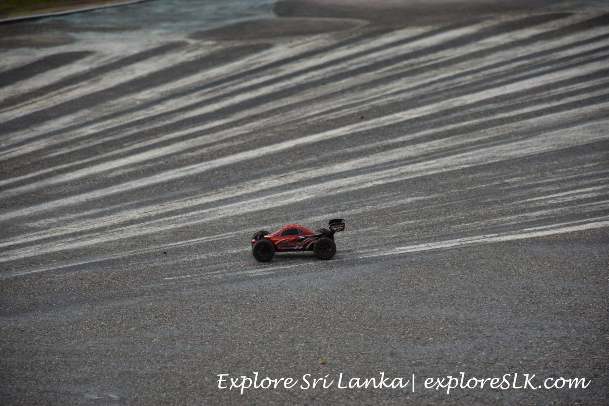 Oh..! A street racer