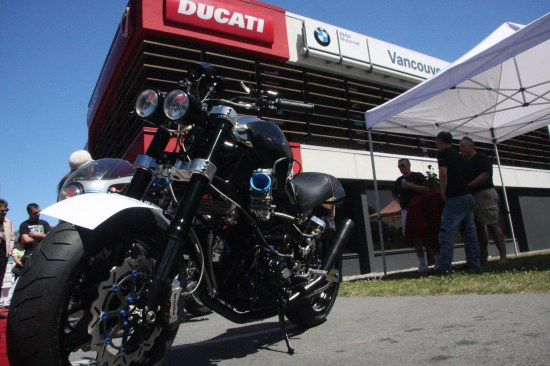 Summer Party with Vancouver BMW Ducati Saay Aug 2