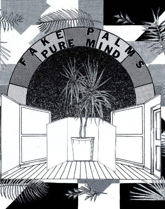 Fake Palms Pure Mind cover