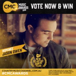 Vote for Jason Owen