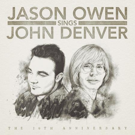 Jason Owen Sings John Denver - album cover