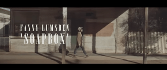 Soapbox by Fanny Lumsden - video clip