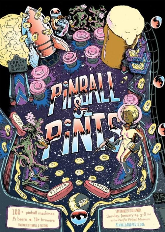 Pinballs and Pints