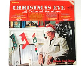 Christmas Eve with Colonel Sanders