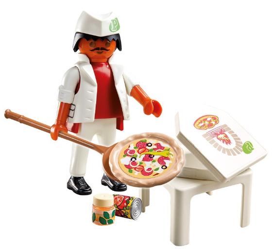 Playmobil Pizza Baker
