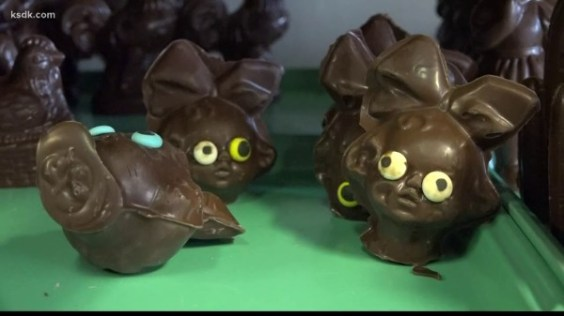 St. Louis: Crown Candy Shop misfit chocolates