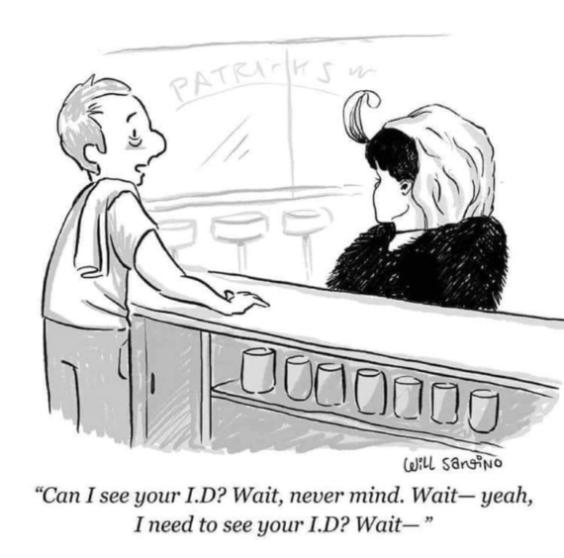 Will Santino cartoon