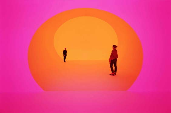 Akhob by James Turrell, Photo: Florian Holzherr
