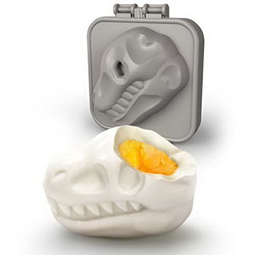 Egg-a-matic hard-boiled egg mold