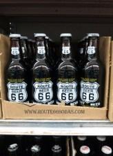 Route 66 Soda at Galco's Soda Pop Stop