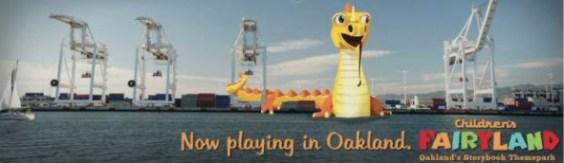 Children's Fairyland billboard