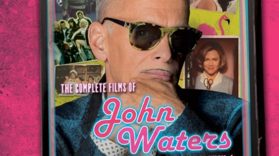 The Complete Films of John Waters