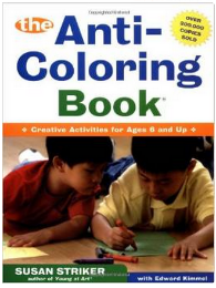 the Anti-Coloring Book