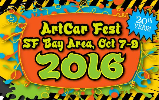 20th Anniversary of ArtCar Fest