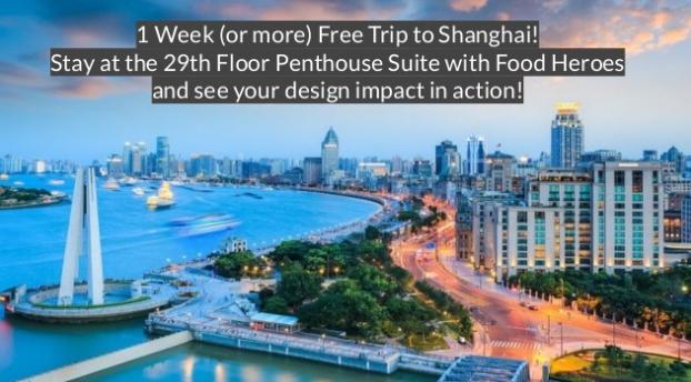 Free Trip to Shanghai