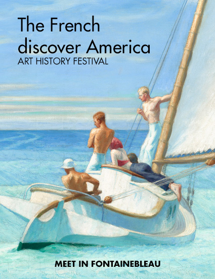 The French discover America