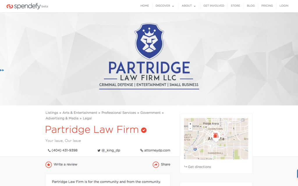 Partridge Law Firm