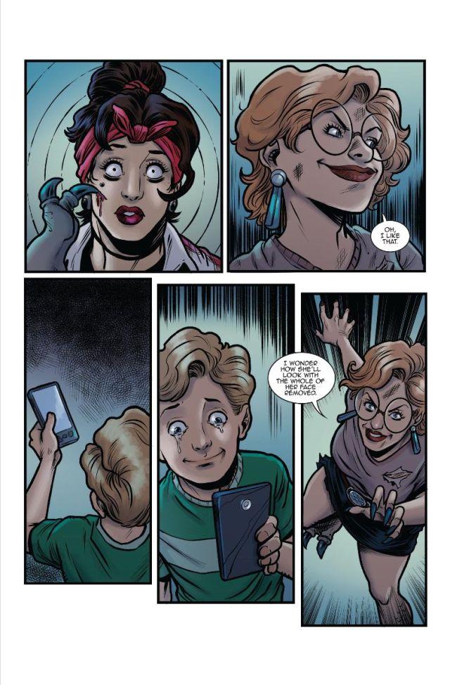 Black Betty, Rockabilly, Action, Horror, Action Lab Comics