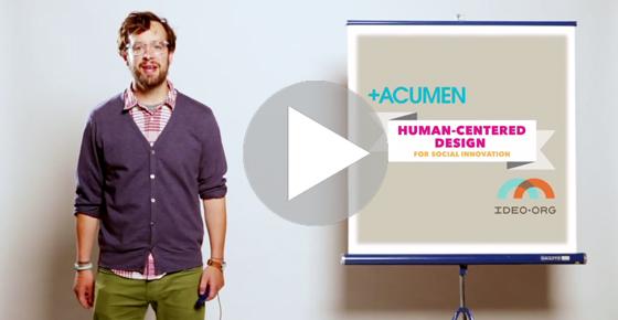 Human-Centered Design for Social Innovation