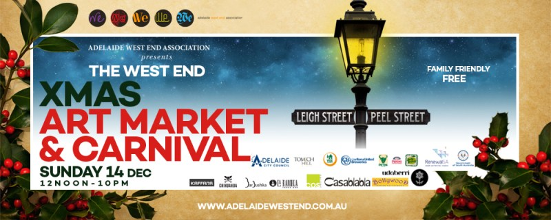 West End Xmas Art Market & Carnival