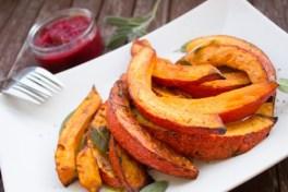 Lekker bij vegetarische gerechten