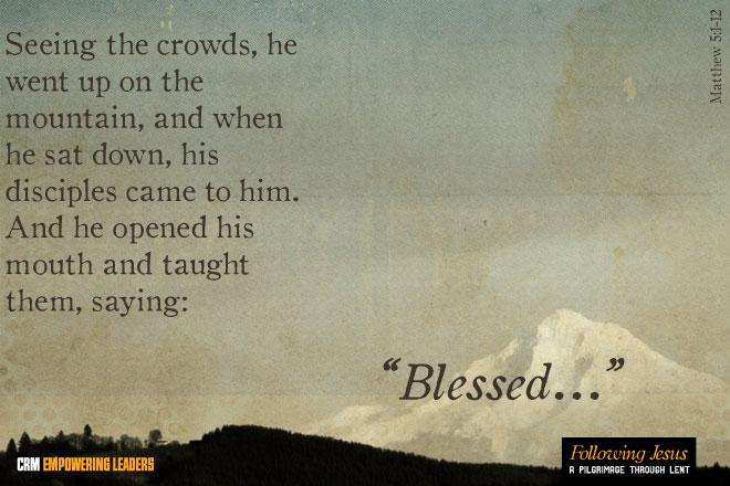 CRM 2012 Lent Devotional