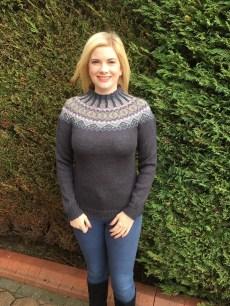 Wensleydale Nona Jumper knitting kit