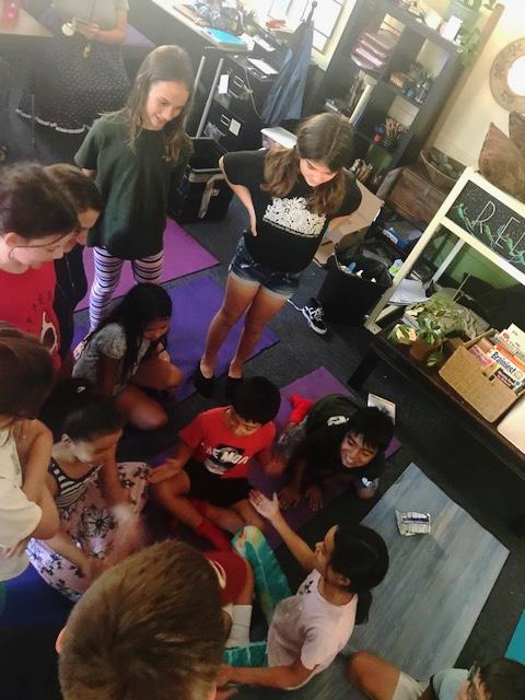 Redwood & Evergreen Class Collaborations