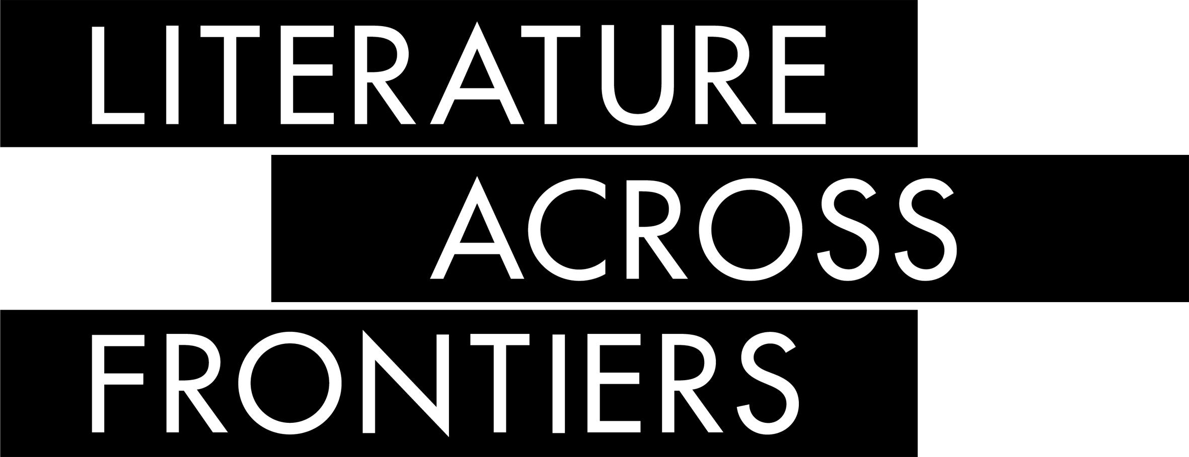 Literature Across Frontiers