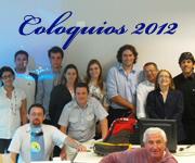 Invitación al 4° Coloquio 2012