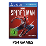 PS4 Spiderman Game