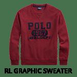 Ralph Lauren Graphic Sweater