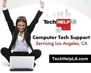 Tech Help LA - Computer Tech Support