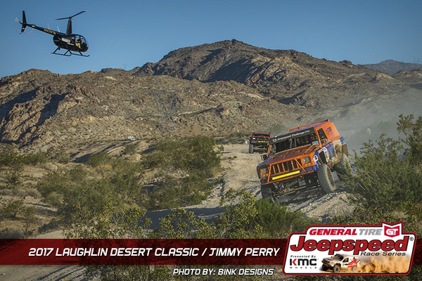 Jeepspeed, Jimmy Perry, Best In The Desert, General Tire