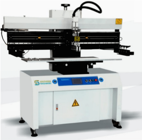 Full Line SMT Solution: Semi-Auto Screen Printer