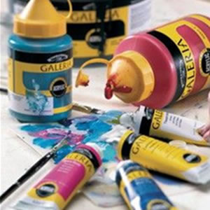 Galeria Acrylic colours - Save 30% at Art & Home
