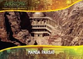 Arrow Trading Cards Season 4 Chase Set - Locations