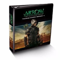 Arrow Trading Cards Season 4
